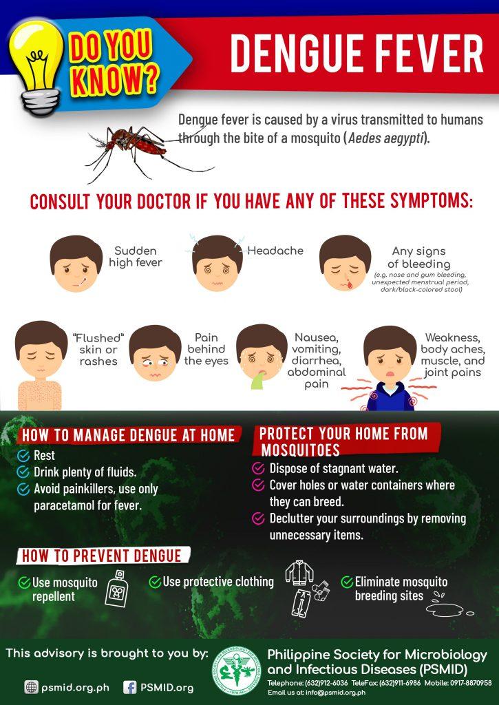 dengue infographics